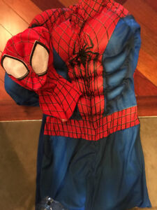 Men's Medium Spider-Man costume