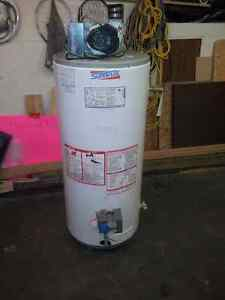 Water Heater - Power Vented