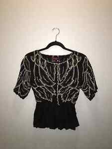 Anthropologie Maple Womens Blouse