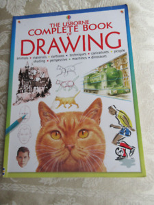 The Usborne Complete Book of Drawing (Usborne Activity Books)