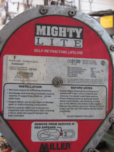 mighty liit safety retractor
