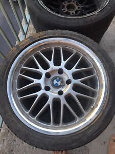 "BMW 17"" mags  100$ each or best offer"