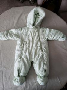 Snowsuit 9 months