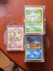 POKEMON CARDS/CARTES-PICK UP IN WEST ISLAND ONLY-STILL AVAILABLE