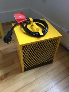 Chaufferette portative STELPRO - 250v / 30A - Portable Heater