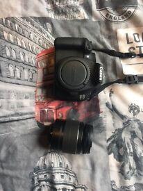 Canon 1200D camera