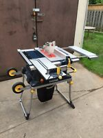 """10"""" Master Craft Table Saw"""