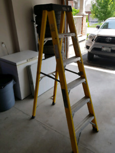 6 ft Step ladder