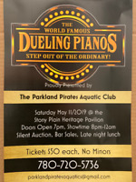 World Famous Dueling Piano show