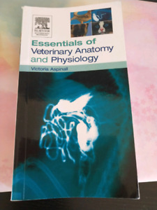 essential of veterianary anatomy and physiology