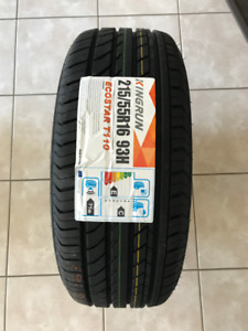 215-55-16,NEW ALL SEASON TIRES ON SALE,$68,(TAXES  IN)