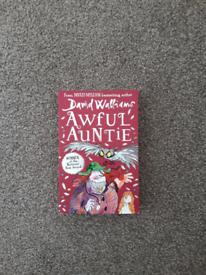 Auful Auntie by David Walliams