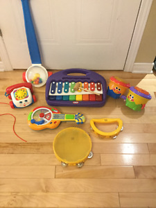 Collection des Jouets de la musique--Musical Toys and classic