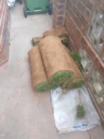 Turf - High Quality Lawn Turf 3sqm