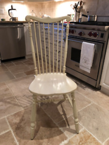 Fraser brothers wood chair