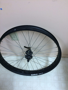 Surly Large Marge rim and Hub