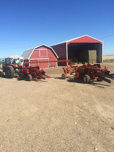 **Reduced** Square Dual Baler - Case IH 8555 and Hesston 4655