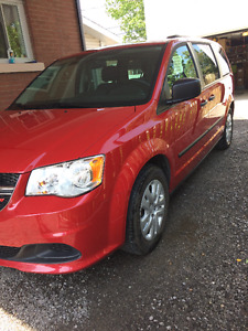 2014 Dodge Grand Caravan SE Fourgonnette, fourgon