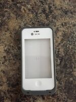 Used iPhone 4/4s lifeproof case