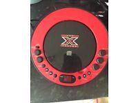 The X Factor Karaoke Machine.