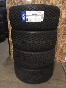 4-255/35/20 Durun Summer Tires BRAND NEW installed!!!!