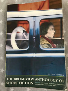 THE BROADVIEW ANTHOLOGY OF SHORT FICTION - GREAT CONDITION