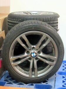 Pirelli SottoZero Winter Tires - 4/on BMW Rims 225/45R/18