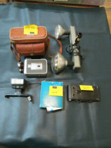 Collectors Camera Gear For Sale At Nearly New Port Hope