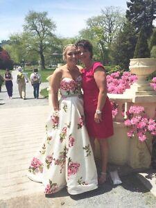 Jovani Prom Dress (Size 10)