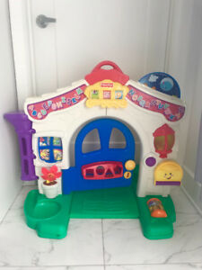 2 X Portes Fisher Price 25$ ch.