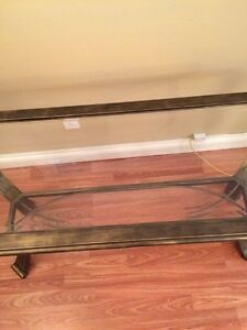 Glass sofa table for sale  sold ppu!