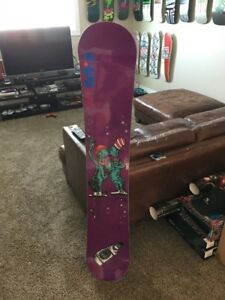1994 Joyride Cat in the Hat Filch Snowboard -  Dr. Seuss Grinch