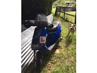Piaggio skipper 125cc 4st spares and repairs