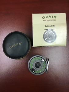 ORVIS BATTENKILL FLY FISHING REAL
