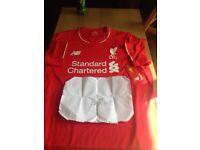 Liverpool fc 2015/16 shirt