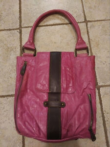 Super cute Latico bag in real leather Kitchener / Waterloo Kitchener Area image 1