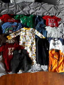 Boys 9-12 months clothing lot
