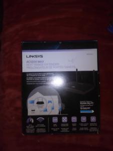 Linksys AC1200 max WiFi Range Extender