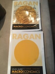 Macroeconomics 4th edition with study guide.