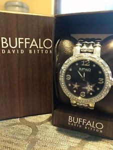 Buffalo watch for ladies