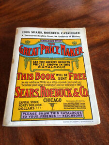 CATALOGUE SEARS OBJETS ANTIQUE