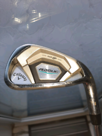 Wanted. Callaway rougue 4 iron & also Approach wedge wanted.