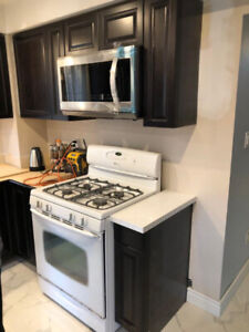 White Gas Stove/Oven