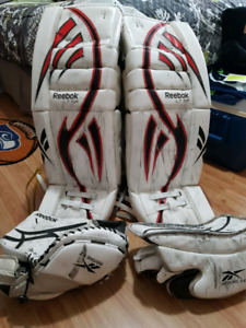Goalie Gear & Goal Stick
