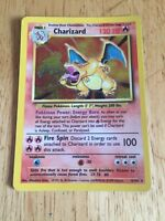 Pokémon card Charizard