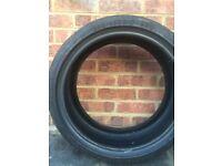 205x40x17 tyre