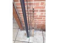 Daiwa whisker quiver special