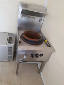 LPG wok very good condition Rochedale South Brisbane South East Preview