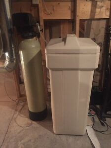 Filter Soft Water Softener System