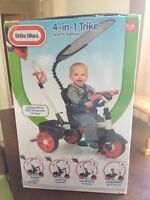 BRAND NEW - Lil Tikes 4 in 1 sports edition trike